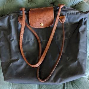Large Longchamp tote bag